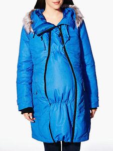 Manteau d'hiver maternité avec extension Large