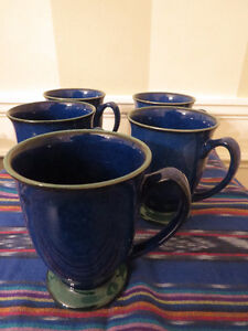 Denby Metz Footed Mugs Cambridge Kitchener Area image 3