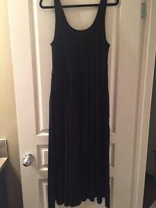 Aritzia Wilfred Free Black Dress L - NWOT