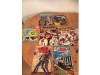 Comics joblot