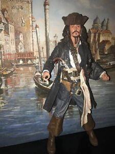 Pirates of the Caribbean-Jack Sparrow doll