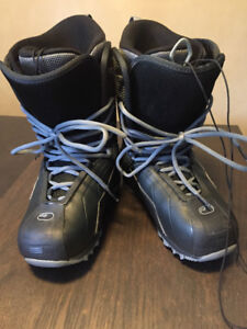 Mens Size 8 Snowboard Boots