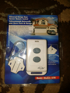 Universal Skylink 2 button Garage door opener.