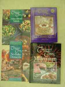 29 Cookbooks for $20...many are new.