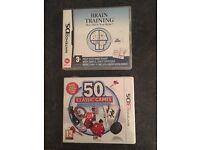 Nintendo DS & 3DS games
