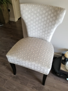 4 Dining / Occasional Chairs