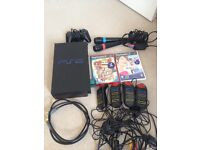 PlayStation 2 with Buzz and SingStar