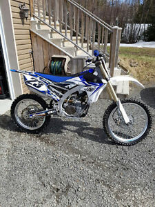 YZF 250 Impeccable!!