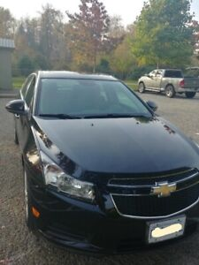 2014 Chevrolet Cruze 1.4L, 4 CYL, DOHC, Turbo 1LT
