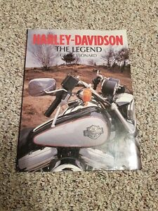 HARLEY DAVIDSON - The Legend