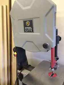 Bandsaw - Steelcity Deluxe 2 Speed Hybrid 1.5HP