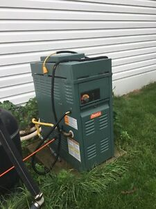POOL HEATER RAYPAC 8 YEARS OLD PERFECT CONDITION