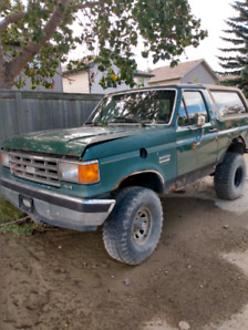 88 ford bronco full size