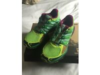 Brand new Salomon trail running shoes size 6. 1/2