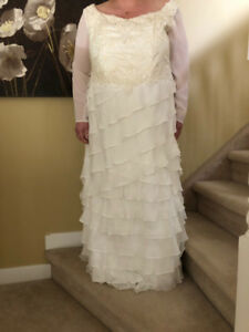 Wedding Dress Alfred Young