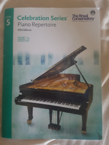RCM Grade 5 Piano Repertoire ONLY $5!!