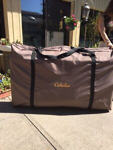Cabela's deluxe double cot