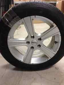 MAG WHEELS & TOYO TIRES - GREAT CONDITION