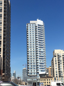 Downtown brand new condo - 1 Bed + 1 Bath + 1 Locker - vacant
