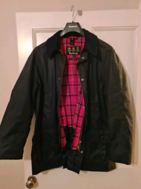 Barbour Ashby wax jacket xl
