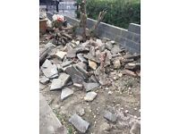 FREE Rubble to collect