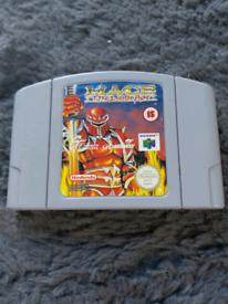 Mace the dark age n64 game
