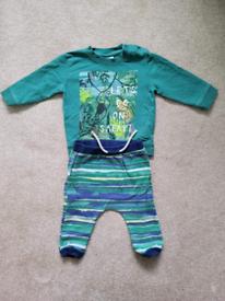 3-6 month baby boy bundle clothes