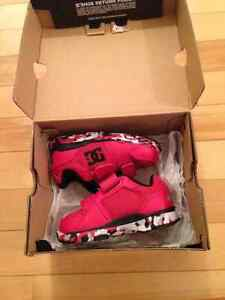 DC Sneakers for Toddler Size 5