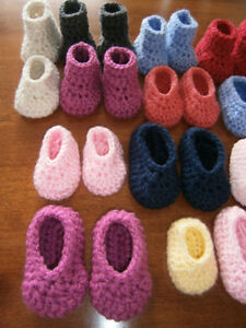 Baby & Children's booties and slippers starting at $5.00