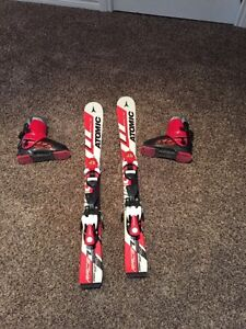 Atomic Skis and Tecno Boots