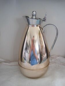 Alfi Juwel Carafe Chrome Plated and Gold Plated