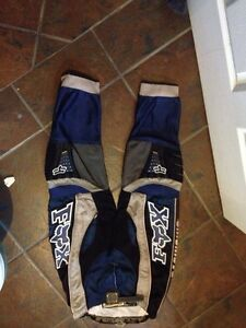 KIDS FOX RACING PANTS & BOOTS
