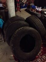 Open Country TOYO tires.