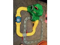 Little Tikes track & road play set