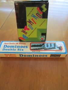 PENTOMINOES (DISCOVERY TOYS) / DOMINOES
