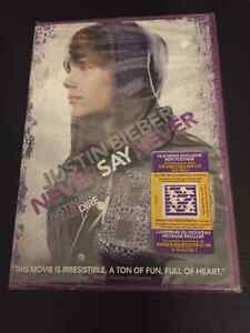 DVD- Justin Bieber: Never Say Never London Ontario image 1