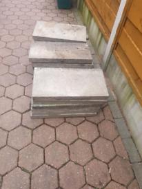 Garden Heavy Stone Edging