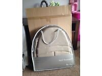 Silver cross foot muff and seat liner for wayfever pram