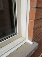 Professional Window and gutter cleaning,window and door caulking