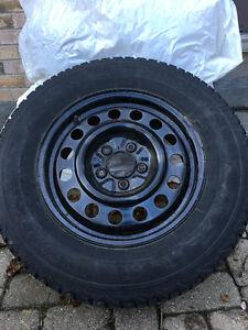 Winter Tires P215/70R 16 99S Stratford Kitchener Area image 2