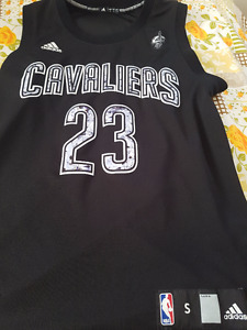 Lebron James Collab jersey with Drake