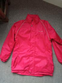 "32"" Red Regatta Jacket"