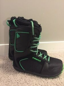 Size 6 snowboard boots