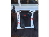 Cycle turbo trainer