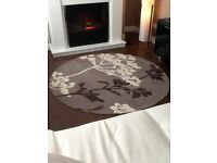 Next round rug