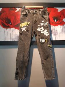 Skinny jeans de marque