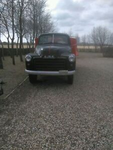 For Sale ANTIQUE 1952 GMC One Ton Truck