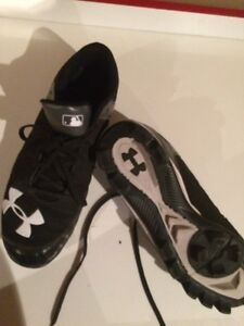 Size 10 1/2 Under Armour Cleats Brand New