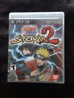 Storm 2 Sony Playstation 3 Game with case and manual PS3