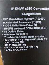HP Envy x 360